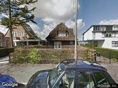 Ambulance met grote spoed naar Handweg in Amstelveen