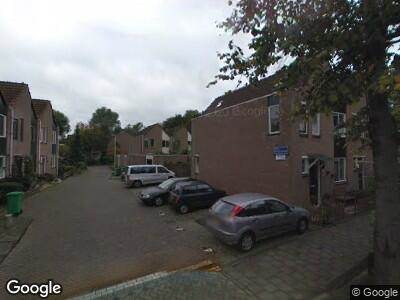 Brandweer met gepaste spoed naar Billie Holidaystraat in 's-Gravenhage