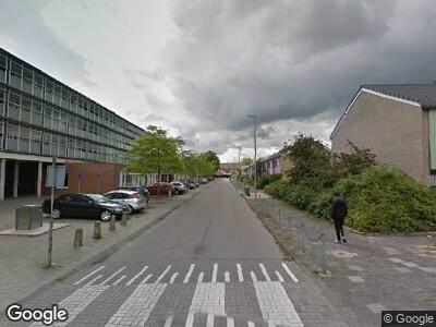Ambulance met gepaste spoed naar Orionstraat in Hoorn