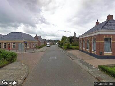 Brandweer met grote spoed naar Raadhuisstraat in Usquert vanwege letsel