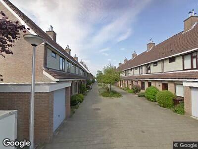Ambulance met gepaste spoed naar Mandenvlechter in Alphen aan den Rijn