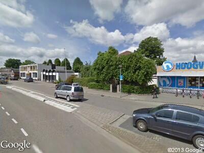 Ambulance met gepaste spoed naar Schutterstraat in Hazerswoude-Rijndijk