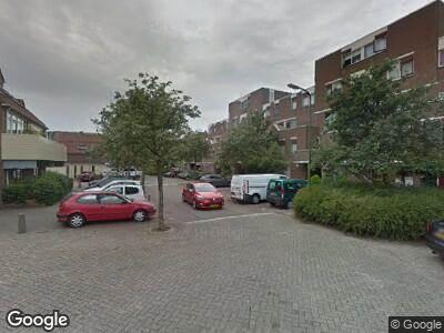 Ambulance met grote spoed naar Rossinilaan in 's-Gravenhage