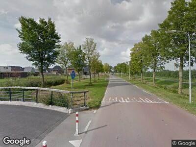 Ambulance naar Rijweg in Zwaag vanwege ongeval met letsel