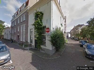 Brandweer met gepaste spoed naar Wolweverstraat in Zwolle