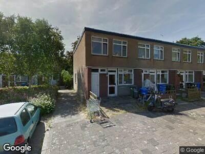 Ambulance naar Albert Verweylaan in Delft