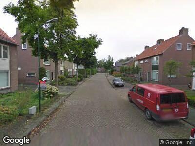 Brandweer met gepaste spoed naar Merelstraat in Hapert vanwege reanimatie