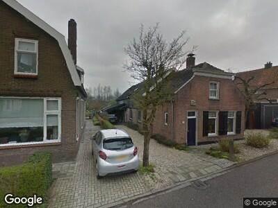Ambulance met grote spoed naar Binnendams in Hardinxveld-Giessendam