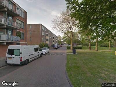 Ambulance met grote spoed naar Klompenmaker in Alphen aan den Rijn