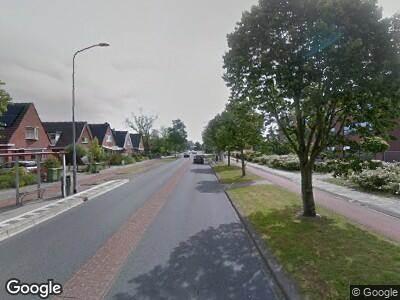 Brandweer met grote spoed naar Farmsumerweg in Appingedam vanwege letsel