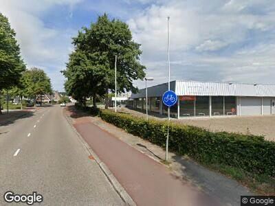 Ambulance met gepaste spoed naar Costerstraat in Castricum