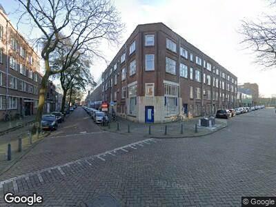 Ambulance met gepaste spoed naar Catharina Beersmansstraat in Rotterdam