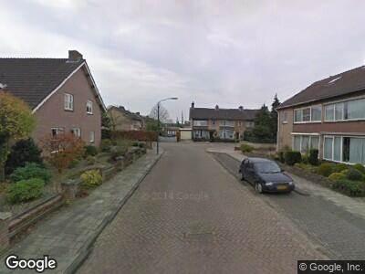 Brandweer met grote spoed naar Oosterdstraat in Berghem vanwege schoorsteenbrand