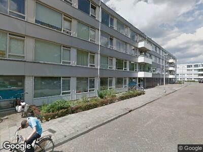 Brandweer met gepaste spoed naar Peetersdreef in Utrecht vanwege een liftopsluiting