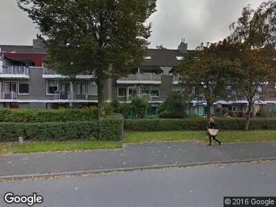 Ambulance met grote spoed naar Punter in Amstelveen