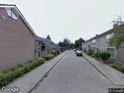 Brandweer met grote spoed naar Alexander Voormolenstraat in Waalwijk