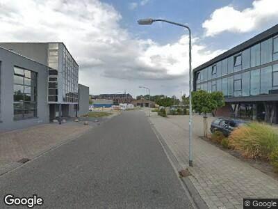 Brandweer met grote spoed naar Edisonweg in Woerden vanwege reanimatie