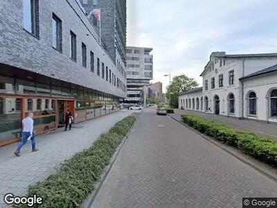 Politie naar Smallepad in Amersfoort vanwege aanrijding met letsel