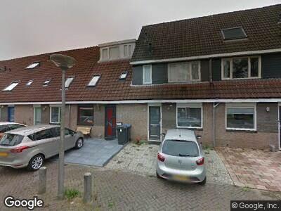 Ambulance met grote spoed naar De Eendracht in Amstelveen
