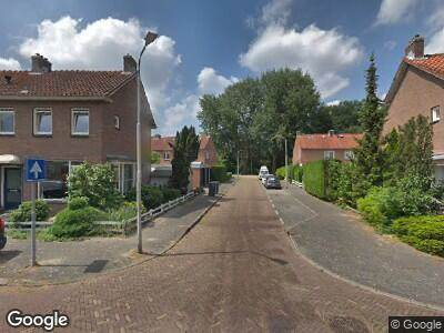 Brandweer met grote spoed naar Wijnmalenplantsoen in Amstelveen