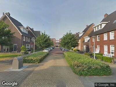 Ambulance met grote spoed naar Wedderborg in Amstelveen