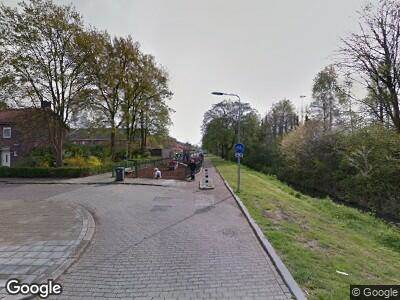 Ambulance met gepaste spoed naar Broekstraat in Arnhem