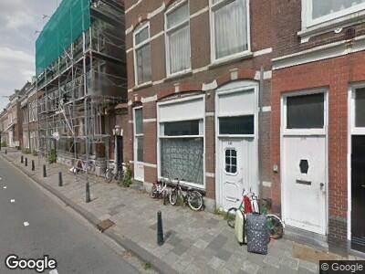 Ambulance met grote spoed naar Sint Jorisweg in Dordrecht