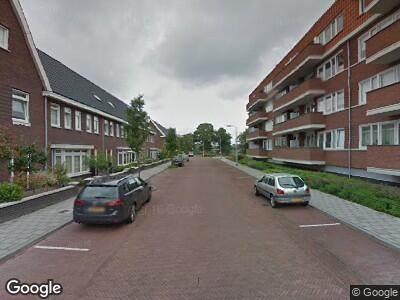 Ambulance met gepaste spoed naar Schonckstraat in Nijmegen