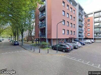 Ambulance met grote spoed naar Generaal Berenschotlaan in Rijswijk