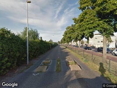 Politie met grote spoed naar Lange Vonder in Amsterdam vanwege ongeval met letsel