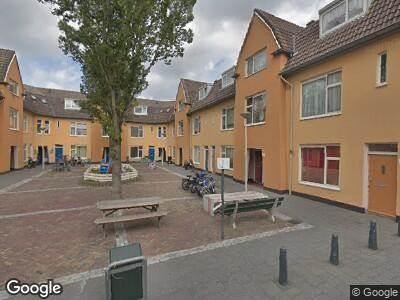Ambulance met gepaste spoed naar Windasstraat in 's-Gravenhage