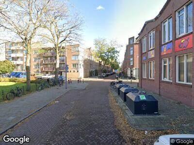 Ambulance met gepaste spoed naar Heer Vrankestraat in Rotterdam