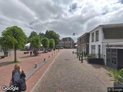 Brandweer met gepaste spoed naar Amstelzijde in Amstelveen