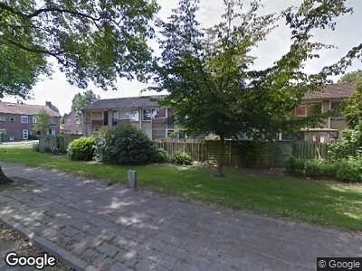 Ambulance met grote spoed naar Bosduifstraat in Nijmegen