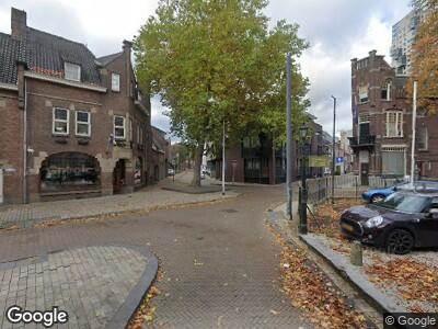 Brandweer met gepaste spoed naar Fabriekstraat in Tilburg