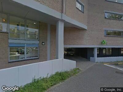 Ambulance met gepaste spoed naar Uiterwaard in Zoetermeer
