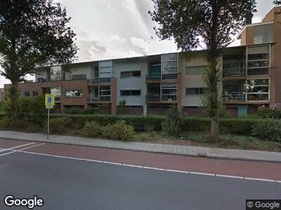 Politie naar Sluyterslaan in Nieuwegein vanwege aanrijding met letsel