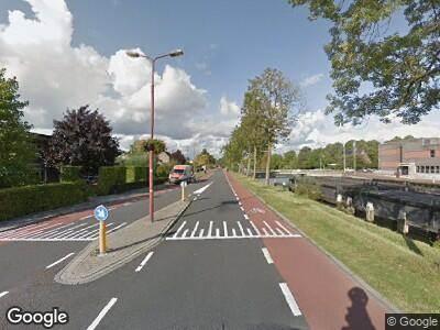 Brandweer met gepaste spoed naar Utrechtsestraatweg in Nieuwegein