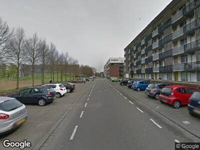 Brandweer met gepaste spoed naar Argusvlinder in Breda vanwege een liftopsluiting