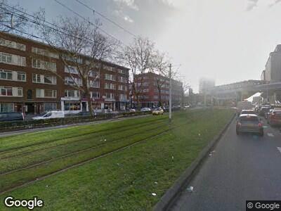 Brandweer met grote spoed naar Putselaan in Rotterdam