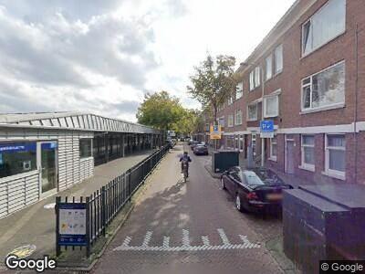 Ambulance met gepaste spoed naar Herman Costerstraat in 's-Gravenhage