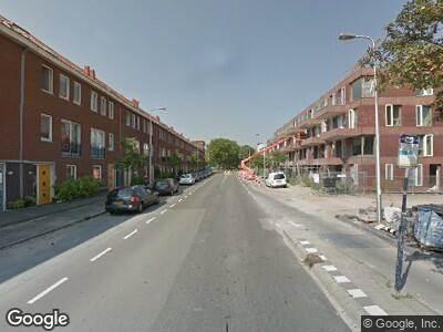 Brandweer met gepaste spoed naar Laan van Chartroise in Utrecht