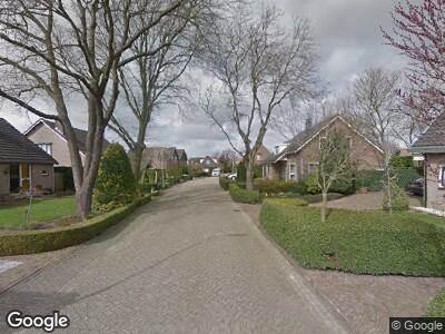 Ambulance met gepaste spoed naar Buiteneinde in Strijen