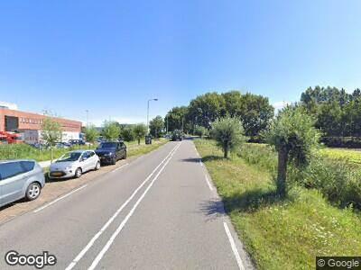 Ambulance met grote spoed naar Rijksstraatweg in Sassenheim