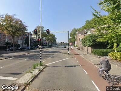 Brandweer en politie met gepaste spoed naar Prins Bisschopsingel in Maastricht