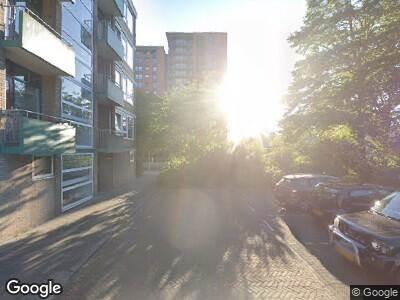 Ambulance met gepaste spoed naar Ambrosiuslaan in Amstelveen