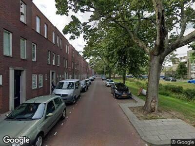 Ambulance met gepaste spoed naar Noordpolderkade in 's-Gravenhage