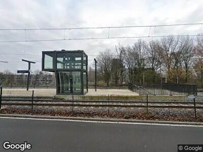Ambulance met gepaste spoed naar Oranjebaan in Amstelveen