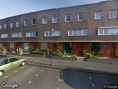 Politie met grote spoed naar Londensingel in 's-Gravenhage vanwege ongeval met letsel