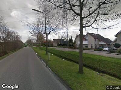 Brandweer met grote spoed naar Stationsstraat in Zetten vanwege letsel